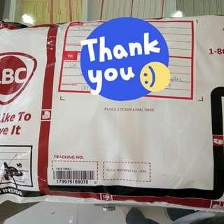 Shipped to Pampanga🚢