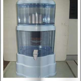 mineral pot 28 liter bio energy penyaringan air