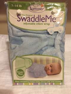 Brand new BNIP Swaddle Me infant swaddle wrap [free normal mail]