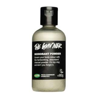 Lush The Guv'ner Deodorant Powder
