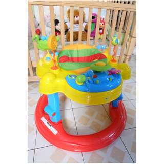 2 in 1 Jumperoo/Walker