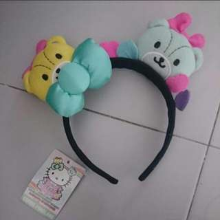 Hello Kitty Sanrio Puroland Headband