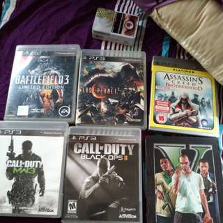 CHEAP PS3 GAMES FROM 5 BUCKS