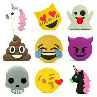 (PO) Emoji Powerbank