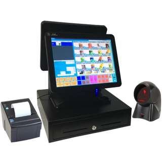 Brand New Complete Point of Sales (POS) Solution for F&B / Retail
