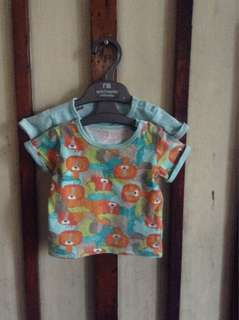 2 Pre-loved t-shirt For Baby