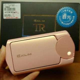 Casio Tr60粉紅色