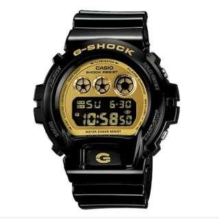 CASIO G-SHOCK DW-6900CB-1DS