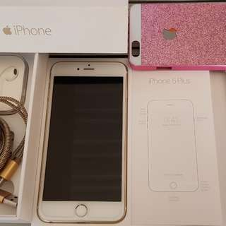 IPhone 6plus 64g gold