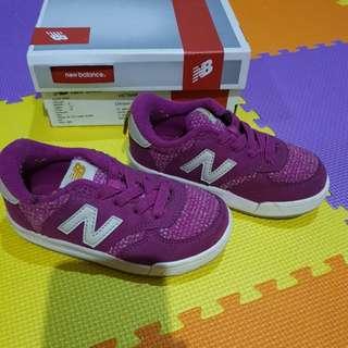 New balance original size 25 sepatu anak