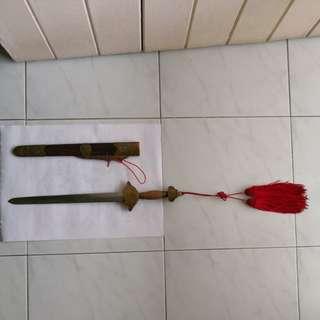 Small Vintage Sword