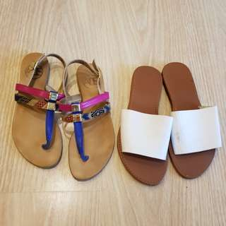 Sandals and slipper