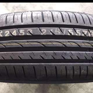 215/55/17 Roadstone Eurovis Sport 4 Tyres On Sale
