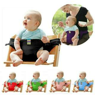 Portable High Chair Harness Baby Support (Pre-order)