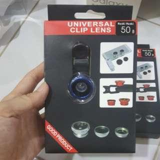 3 in 1 Mobile Camera Lenses