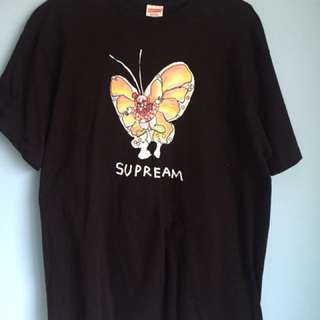Supreme Gonz Butterfly t shirt