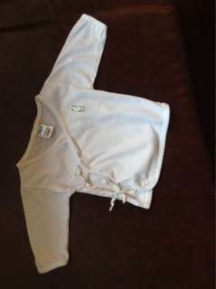 3 Pre-loved tie-up longsleeves for Baby
