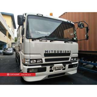 Mitsubishi Fuso Super Great FV517 (COE till 11/2020)