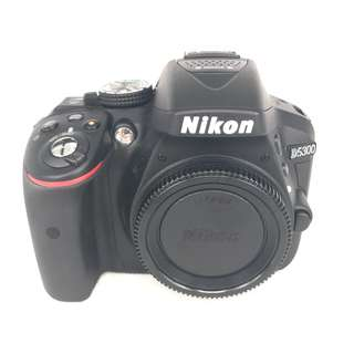 Nikon D5300 (24MP) DSLR Body (Used) [SN: ***9682]