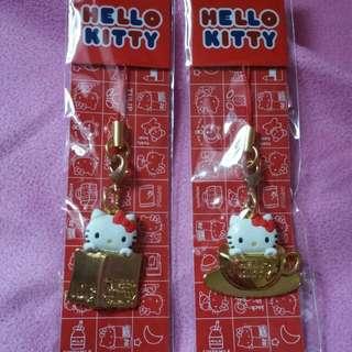Hello Kitty 電話繩吊飾(包平郵)