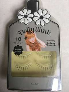 BNIB Dolly Wink False Eyelashes