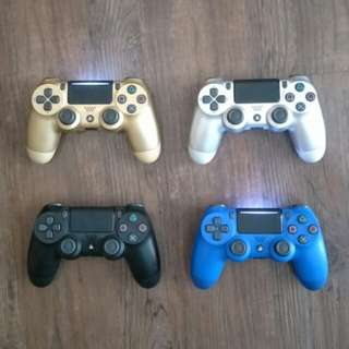 Original Gen 2 PS4 DualShock Wireless Controllers