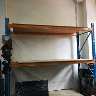 Space for rent per rack $400 a month.