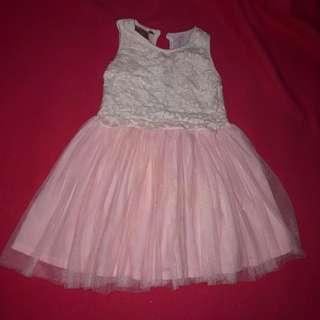 Tule dress