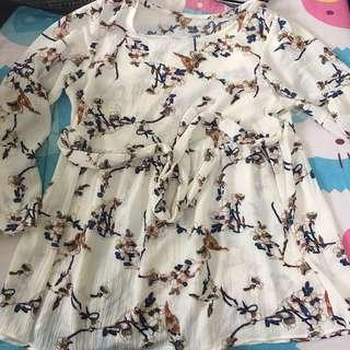 Floral Clothe