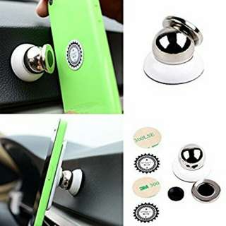 360 Degree Rotation Magnetic Car Mount Phone Holder