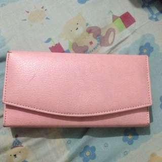 Dompet Soft Pink