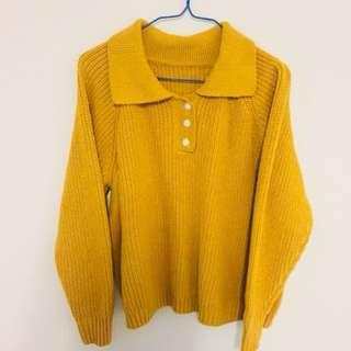 韓版-針織上衣