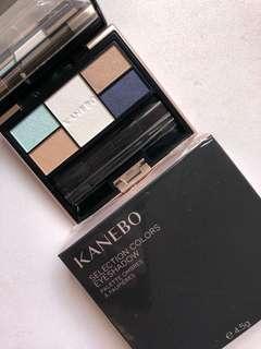 Kanebo eyeshadow palette