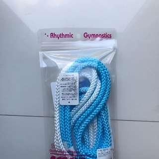 Sasaki Rhythmics Gymnastics Rope - Light Blue