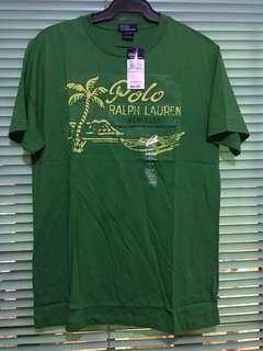 Authentic Ralph Lauren Green Tshirt