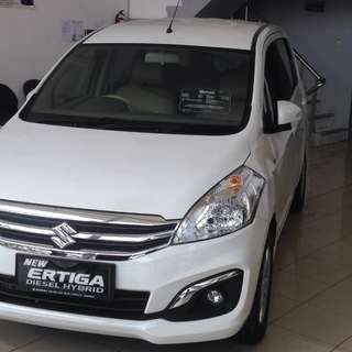 Suzuki All new ertiga HYBRID DIESEL