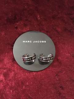 Marc Jacobs earrings (80% new)