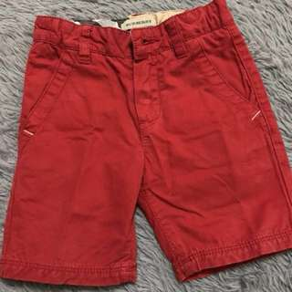 #15Off (FreePos) Pre💕Authentic BURBERRY Boy's Shorts