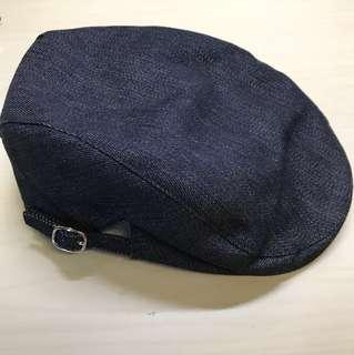 Cap hat 深色牛仔帽