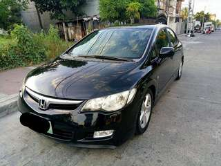 2006 honda civic 1.8v AT vios altis innova