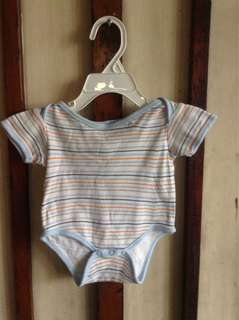 Pre-loved Stripes Onesie for Baby