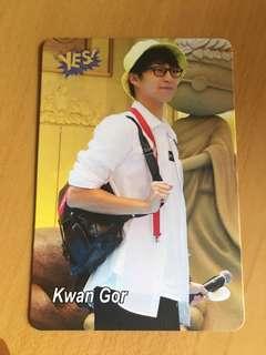 坤哥yes card