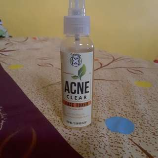 Toner acne dr. Zwaine