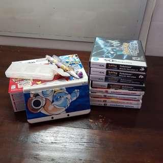 Nintendo 3DS (Pokemon 20th Anniversary Edition)
