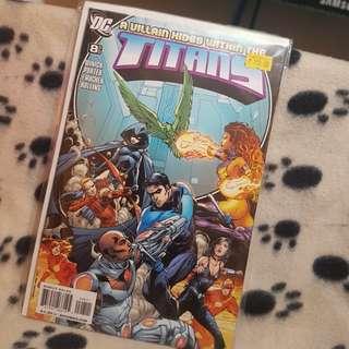 "DC""Titans"""