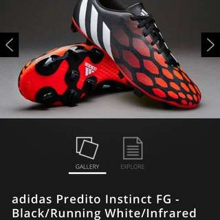 Adidas Predito football shoes