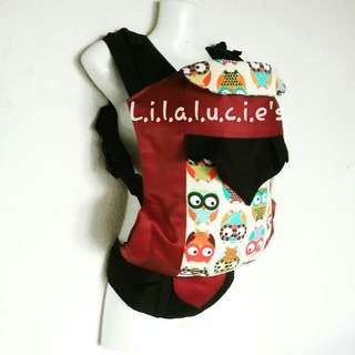 Baby Carrier SSC Lilalucie