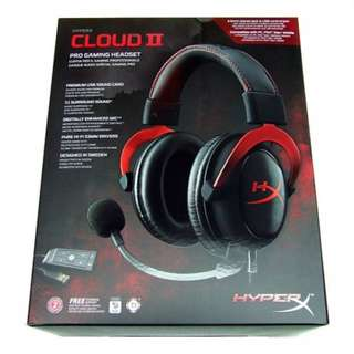 HyperX Cloud 2 (3 days old)