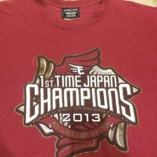 Rakuten Eagles Japan T Shirt