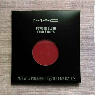 M.A.C Powder Blush (Frankly Scarlet)